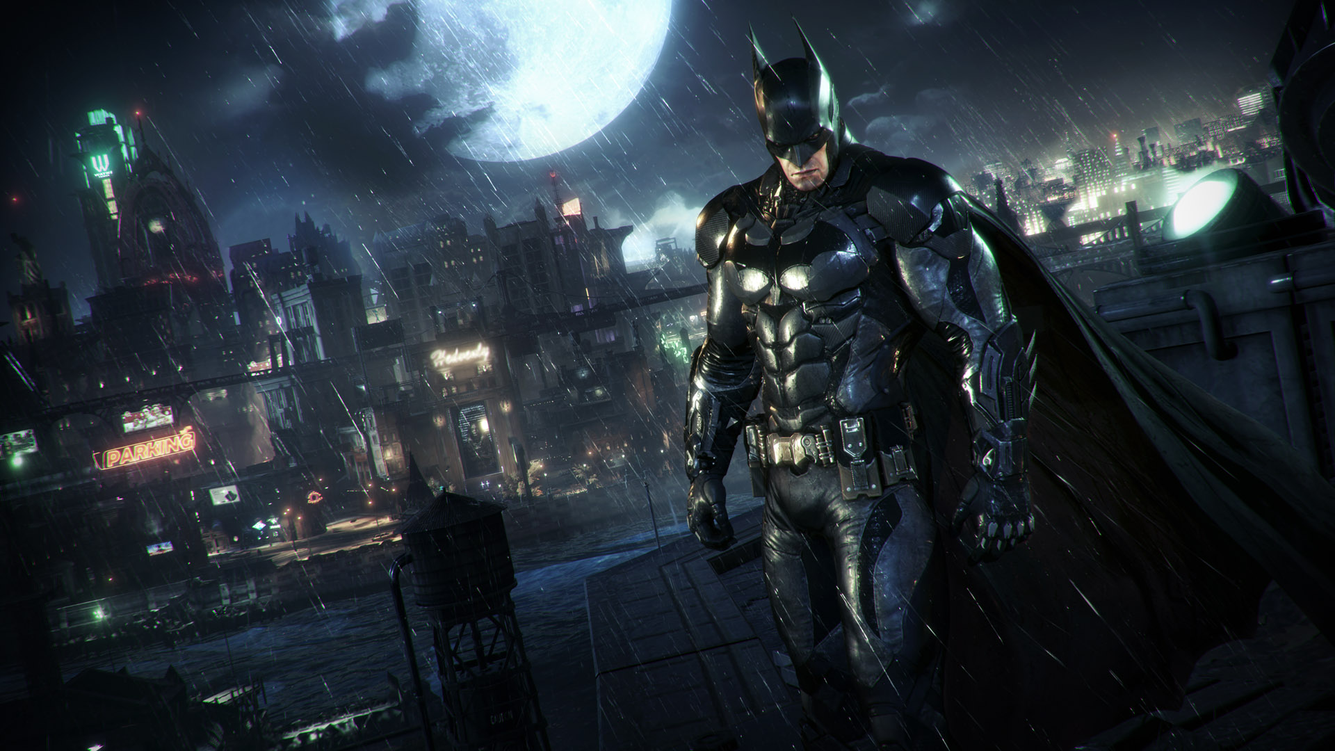 Batgirl expansion included in $40 Batman: Arkham Knight season pass