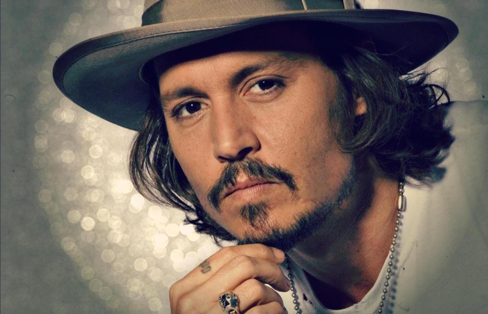 5. Johnny Depp 49