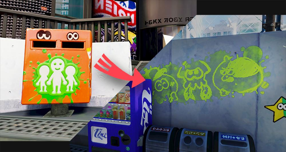 Splatoon New Screenshots Showcase Miiverse Features