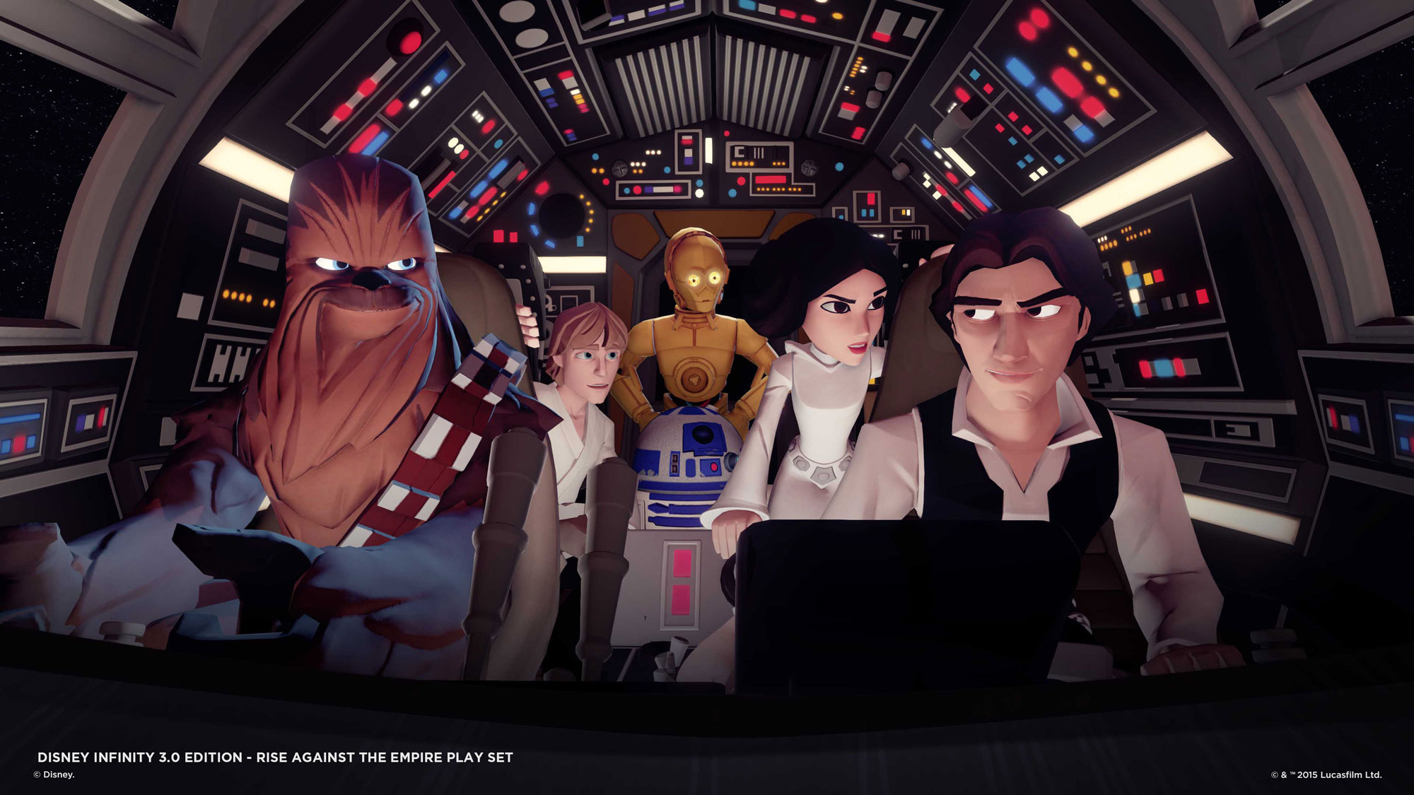 Disney Infinity 3.0: Star Wars Character Wishlist