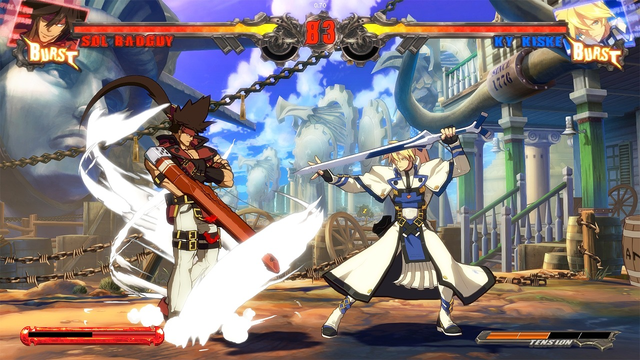 Guilty Gear XRD -REVELATOR- Announced, Location Test Detailed