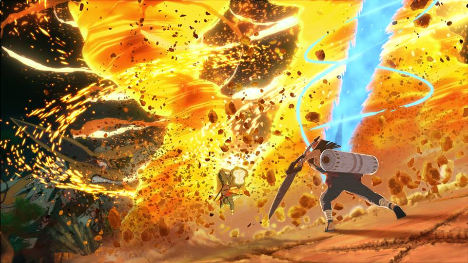 Naruto Shippuden: Ultimate Ninja Storm 4 Receives Some New Off-Screen Screenshots