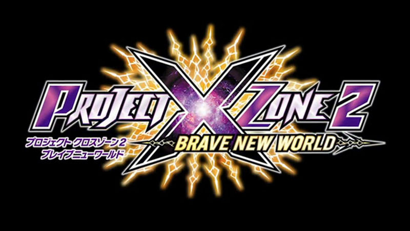 Project X Zone 2 Official Japanese Website Character Section Updated