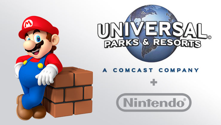 Nintendo at Universal Theme Parks: A Potential Dream Come True