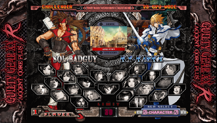 Guilty Gear XX Accent Core Plus R To Launch On Steam Next Week