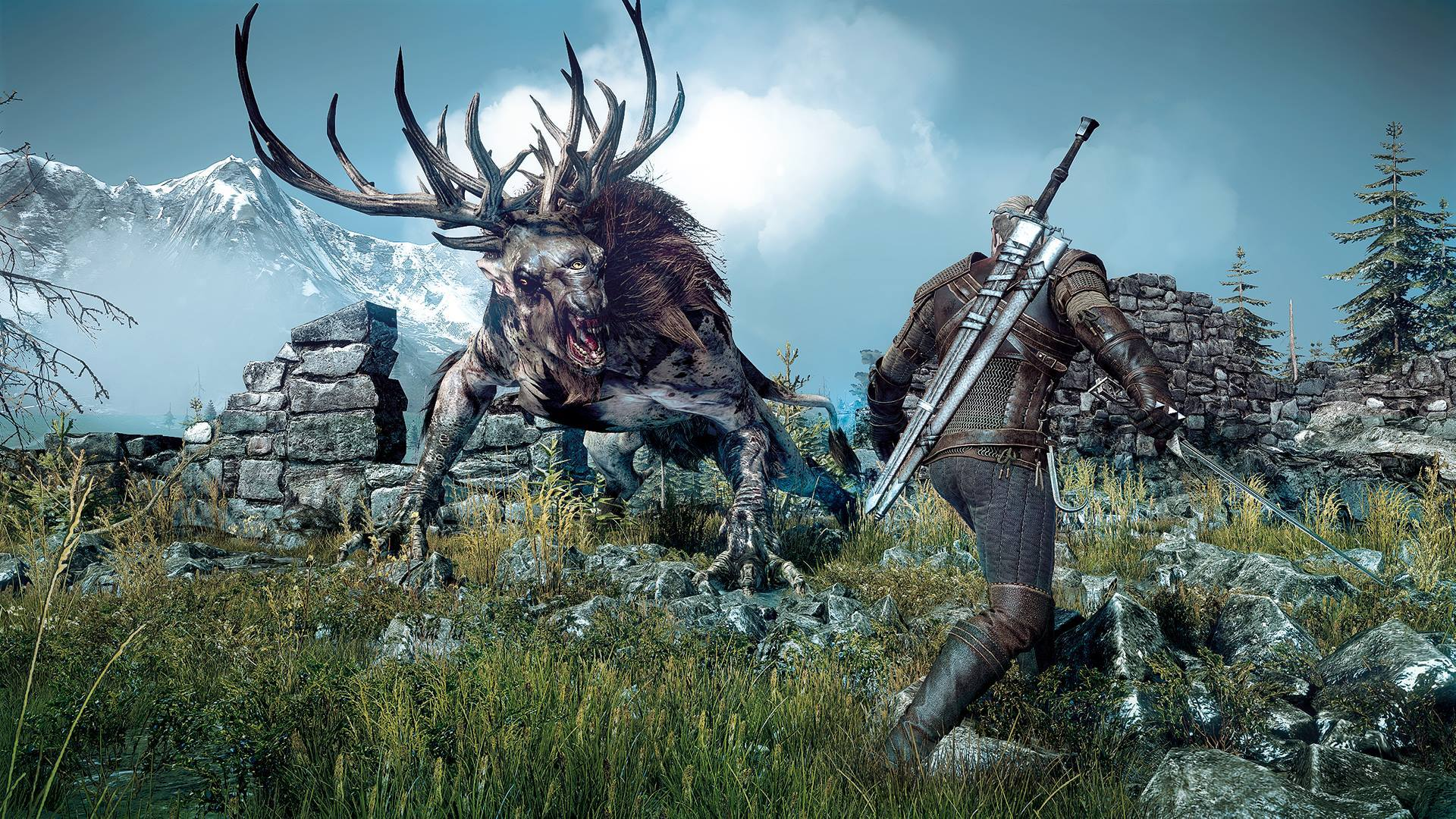 """We don't agree there is a downgrade,"" say Witcher 3 devs"