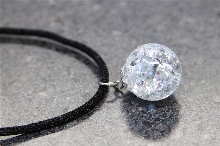 11. Form a necklace