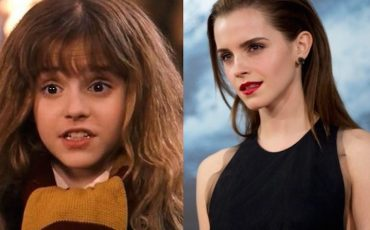 2. Emma Watson as Hermione Granger