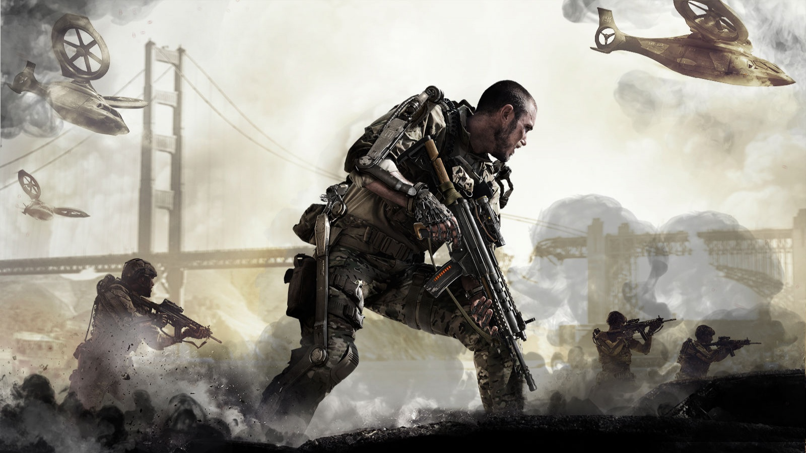 Call of Duty: Advanced Warfare Supremacy DLC Pack Dated For PlayStation Consoles, PC