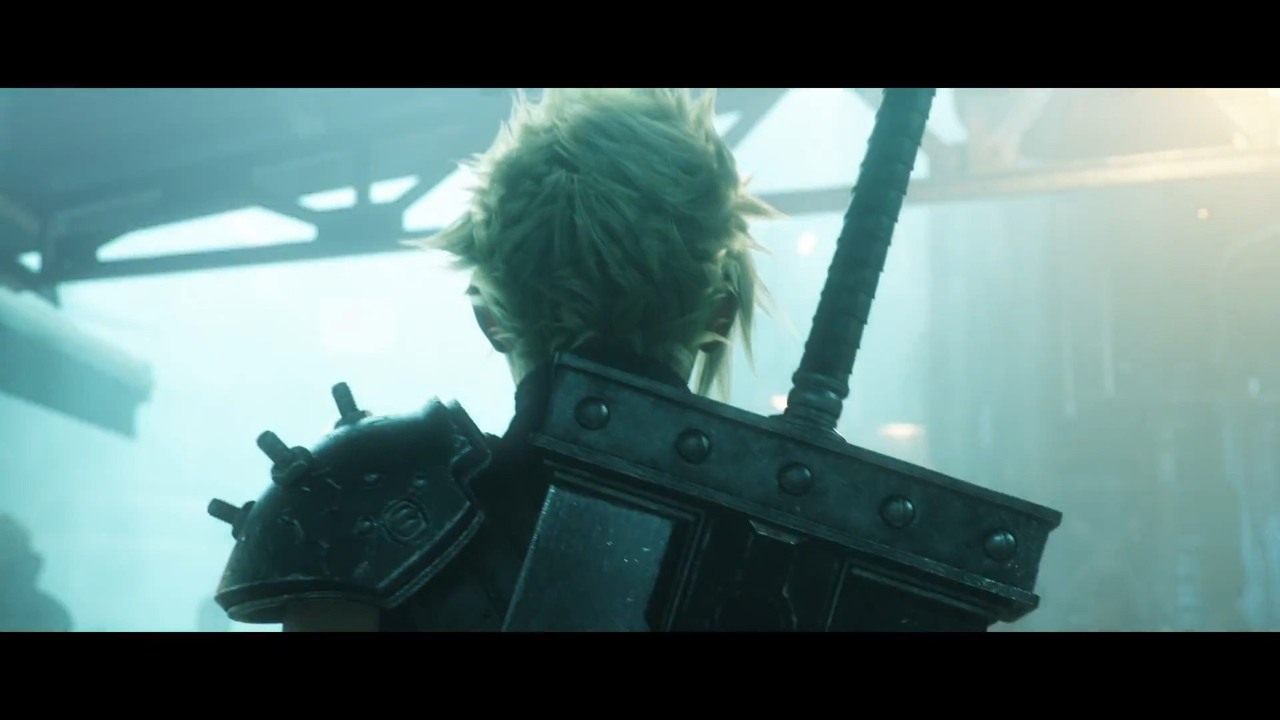 "Final Fantasy 7 director says ""Please look forward"" to cross-dressing Cloud in the gritty remake"