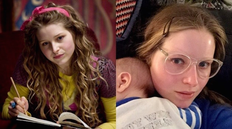 Jessie Cave as Lavender Brown