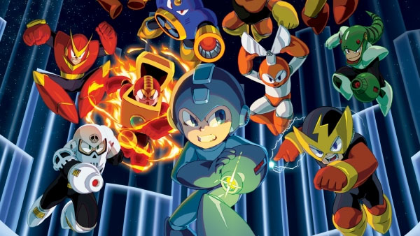 Mega Man Legacy Collection Announced, Launching On Consoles And PC