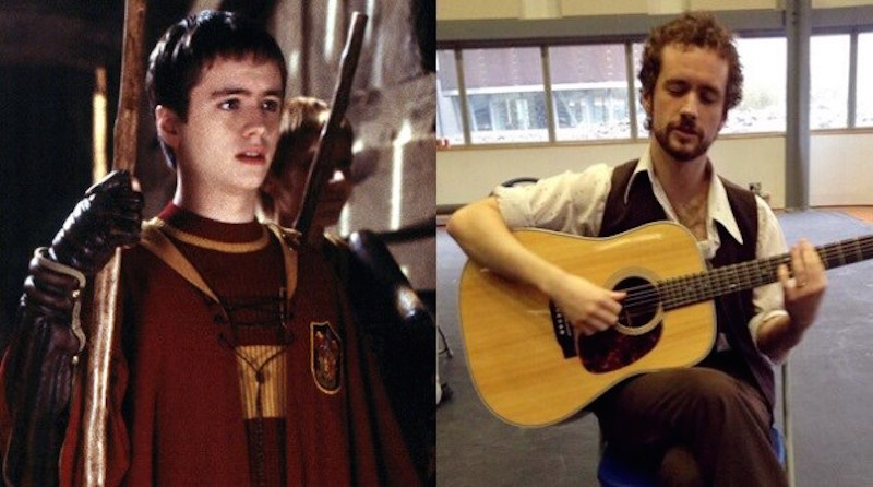 Sean Biggerstaff as Oliver Wood