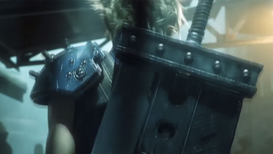 "FF7 remake: ""We don't need two of the same thing"", says Nomura"