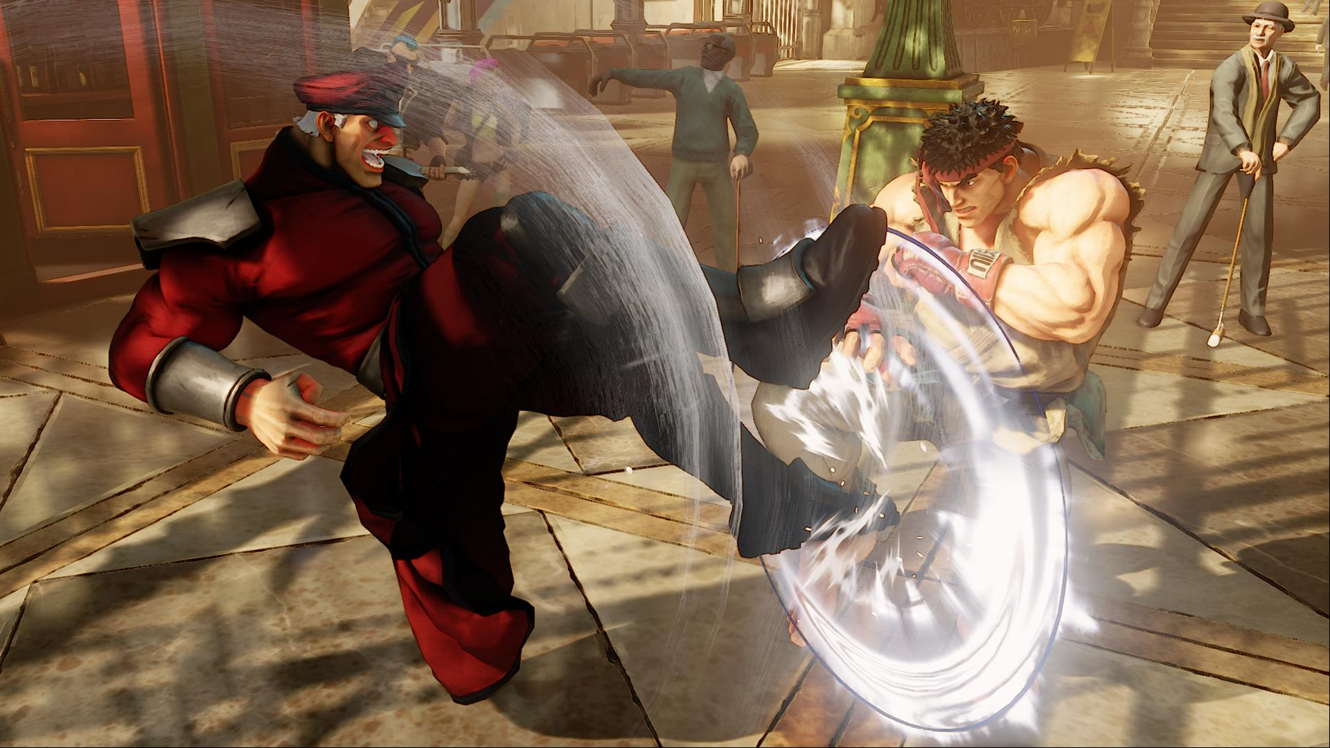 Street Fighter V New Gameplay Videos Showcases Various Matches