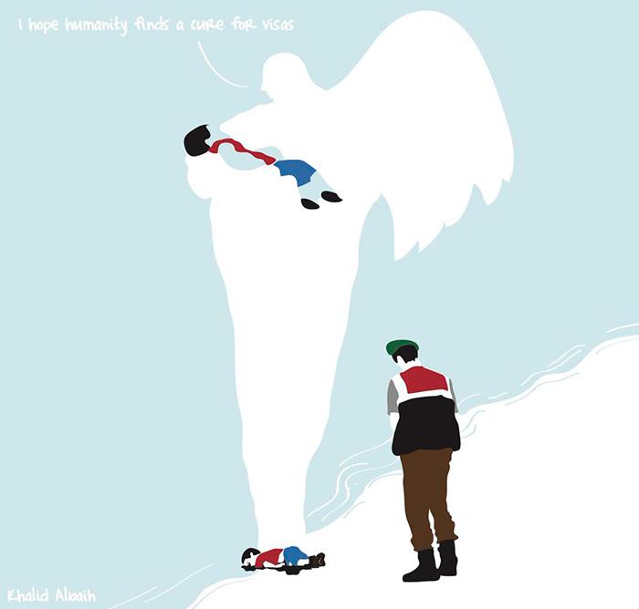 syrian-boy-drowned-mediterranean-tragedy-artists-respond-aylan-kurdi-10__700