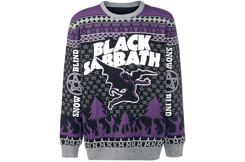 3 14 neverojatni bozhikjni dzhemperi so muzichka tematika - Metal Christmas Sweater