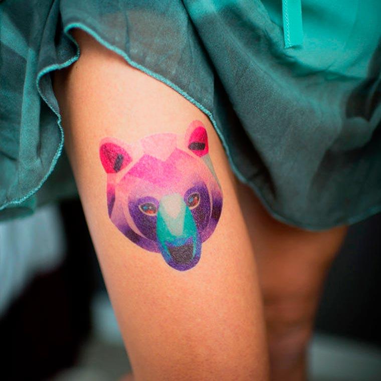 30 remarkable temporary tattoos looking better than real ones for Where can i get a temporary tattoo