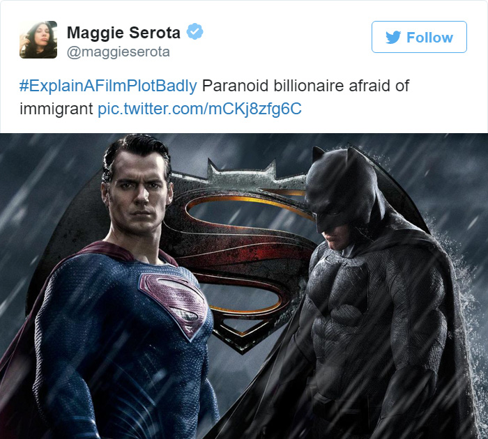 30 Movie Plots Summed Up In One Hilariously True Sentence