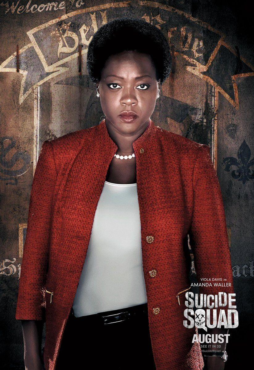 Amanda-Waller-Suicide-Squad-Poster