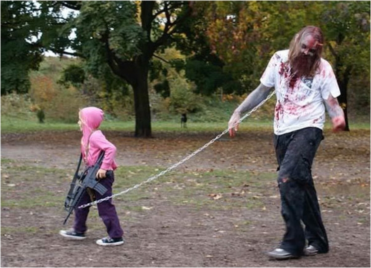 33 Most Adorable Father Daughter Halloween Costumes