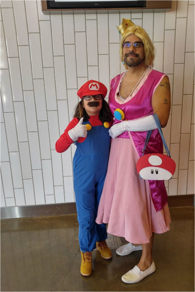 Halloween Costume 500.33 Most Adorable Father Daughter Halloween Costumes