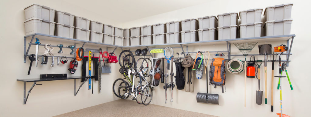 How To Organize Your Garage From Top Bottom