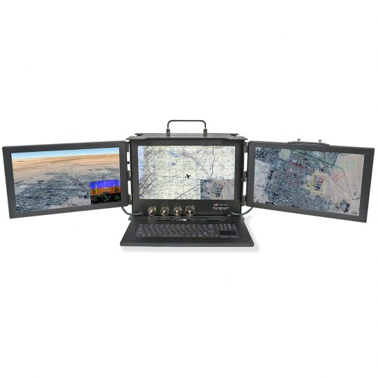 Rugged Computer - tactical technology