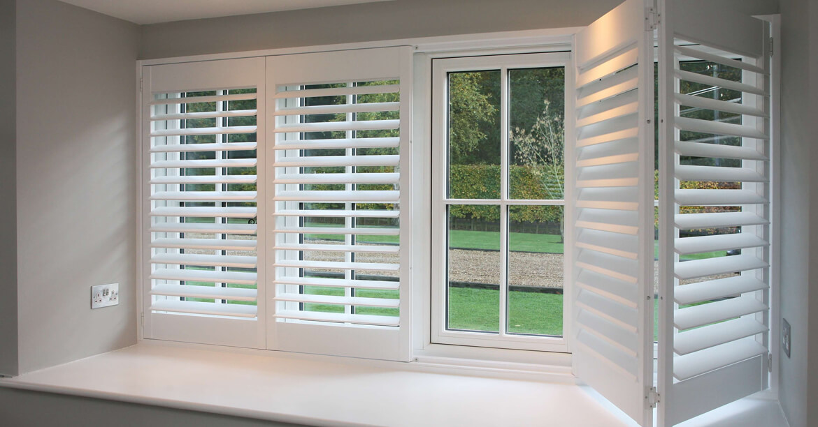 Top 5 Reasons To Have Window Shutters