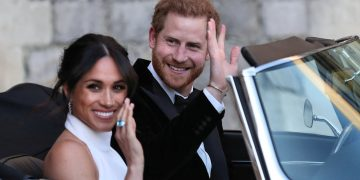 Meghan Markle & Prince Harry, Son of Duke oF Wale