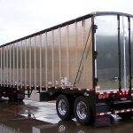 Used Walking Floor Trailers
