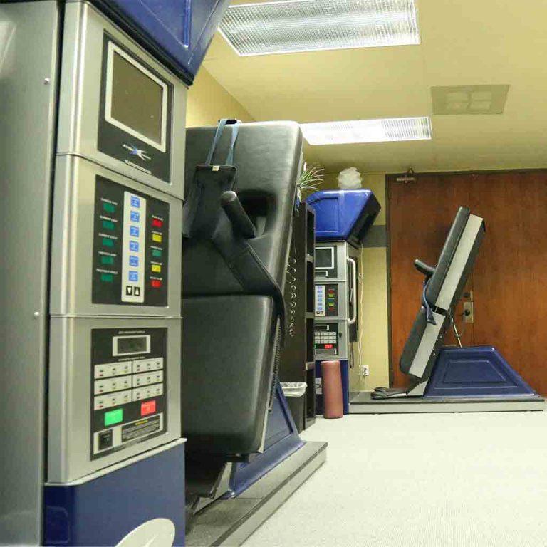 chiropractic machine