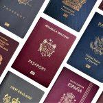 "many types of passports around the world"" title=""many types of passports around the world"