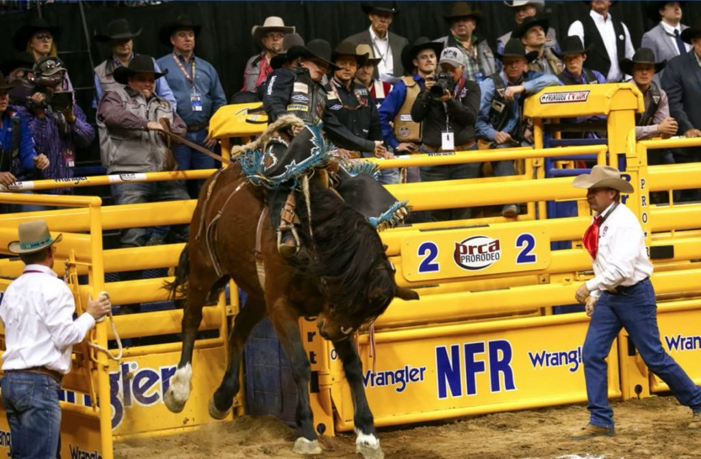 How To Watch Nfr Live Stream National Finals Rodeo 2019